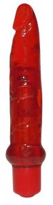 BAD KITTY Vibratore anale a batteria lunghezza 17,5 cm diametro 2,5 cm