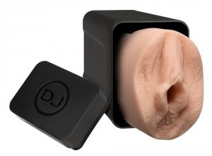 DOC JOHNSON Masturbatore senza vibrazione sexy toys lungo 14,5 cm diam 1 cm