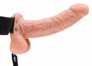 FETISH FANTASY Strap-on sexy toys lunghezza 19 cm diametro 4,3 cm
