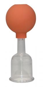FR    HLE Ventosa per il seno sexy toys lunghezza 9 cm diametro 4 cm