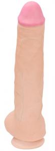 DOC JOHNSON Dildo forma naturale sexy toys lunghezza 35 cm diametro 6 cm