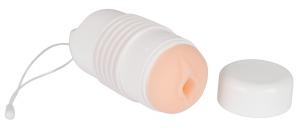 FUNZONE Masturbatore con vibrazione sexy toys lungo 15 cm 1 pz 4024144507139