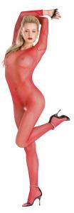 MANDY MYSTERY LINGERIE Catsuit di rete aperto erotico donna tg S-L 4024144230181