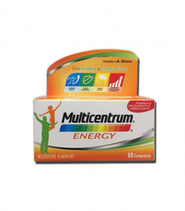 Multicentrum Energy 60 cpr