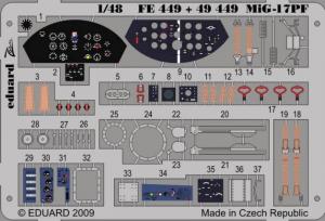 MIG-17PF S.A.