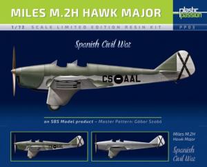Miles M.2H Hawk Major