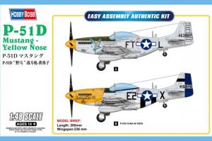 P-51D Mustang - Yellow Nose
