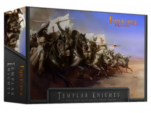 Templar Knights Cavalry