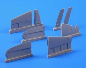 WESTLAND WYVERN S.4 CONTROL SURFACES (TRUMP)