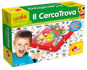 CAROTINA IL CERCATROVA! 56583 LISCIANI