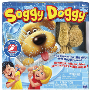 CANE SOGGY DOGGY 6040698 SPIN MASTER new
