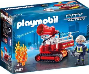PLAYMOBIL ROBOT DEI VIGILI DEL FUOCO 9467 PLAYMOBIL