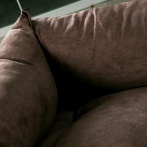 Letto per Cani di diverse Taglie color Grigio, Imbottitura in Schiuma Waterfoam Morbido Lavabile in Lavatrice, Cuccia da Interno con Cuscino Sfoderabile, Materasso per Tutti Animali Domestici