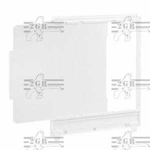 Sistema per versione voliera per gabbie art. 326/B - 326/Z - 317/B - 317/Z