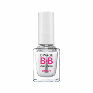 DIVAGE Bb so matt nail cure make up unghie 10ml