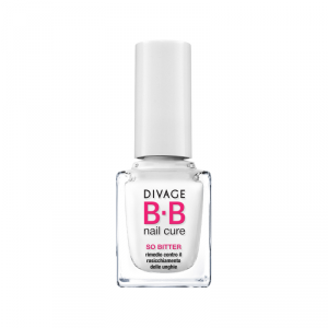 DIVAGE Bb so bitter nail cure make up unghie 10ml