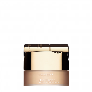 CLARINS Skin illusion loose powder foundation 112 amber cipria