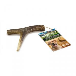 ARQUIVET Corna di cervo ossa e masticabili taglia grande