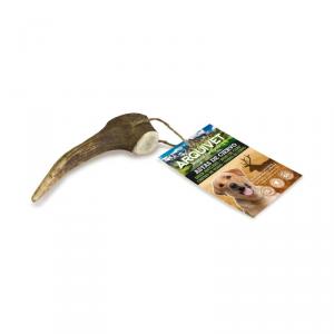 ARQUIVET Corna di cervo ossa e masticabili taglia media