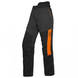 STIHL Pantaloni function ergo accessorio abbigliamento di colore nero taglia 48