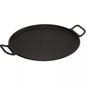 LODGE Pizza accessorio barbecue con manici di colore nero