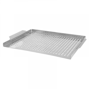 DANGRILL Bbq tray stainless steel accessorio barbecue utensili