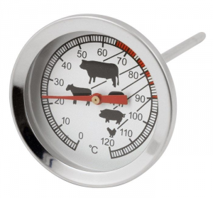 DANGRILL Thermometer metal accessorio barbecue