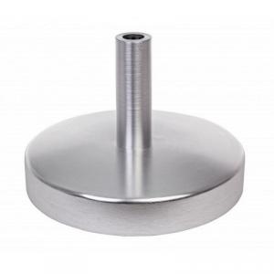 BIZZOTTO Base ombrellone lux 40kg in acciaio con basamento in marmo