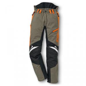 STIHL Pantaloni function ergo anti infortunistica di colore nero taglia 52