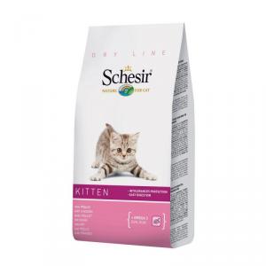 SCHESIR CAT cat secco kitten alimento gatto premium in formato sacchetto