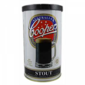 COOPERS stout malto 1,7kg in formato latina