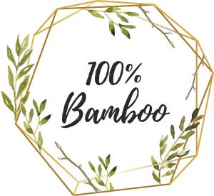 Riduttore culla/lettino in tessuto 100 % bamboo.