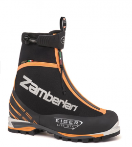 3000 EIGER LITE GTX RR   -   Scarponi  Alpinismo   -   Black/Orange