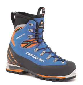 2090 MOUNTAIN PRO EVO GTX RR   -   Scarponi  Alpinismo   -   Royal blue/Orange