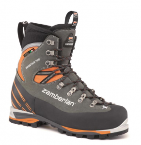 2090 MOUNTAIN PRO EVO GTX RR   -   Botas de  Montañismo   -   Graphite/Orange