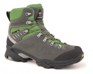 982 QUAZAR GTX - Scarpe Hiking - Grey/Acid Green