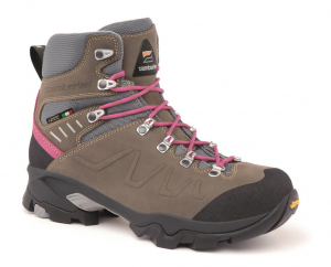 982 QUAZAR GTX® WNS   -   Scarpe  Hiking   -   Dark Brown/Pink