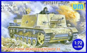 15cm Sturm-Infateriegeschutz 33