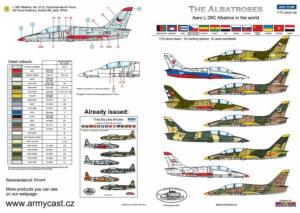 L-39C Albatroses