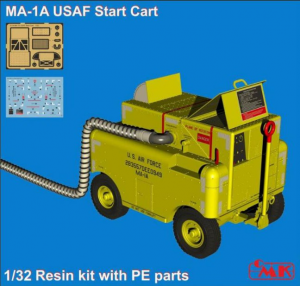 MA-1A USAF Start Cart