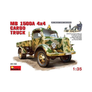 MB 1500A 4?4 CARGO TRUCK