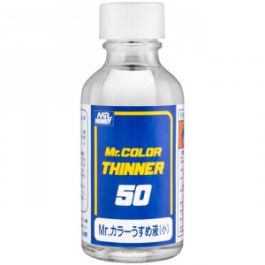 MR. COLOUR THINNER 50ML