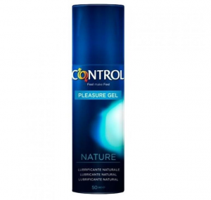 Control Pleasure Gel Lubrificante Naturale Gel 50ml