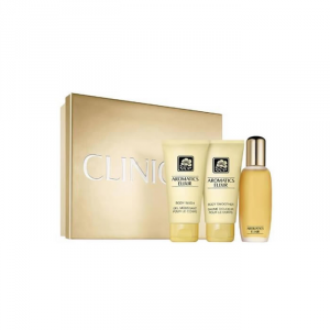 Clinique Aromatics Elixir Eau De Parfum Spray 100ml Set 3 Parti 2018