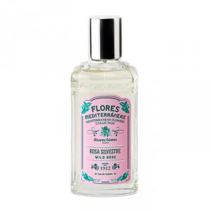 Alvarez Gomez Flores Mediterráneas Rosa Silvestre Eau De Toilette Spray 80ml