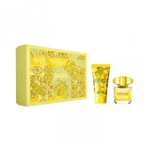 Versace Yellow Diamond Eau De Toilette Spray 30ml Set 2 Parti 2018