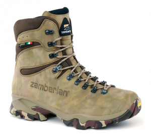 1014 LYNX MID GTX® WIDE LAST - Hunting Boots - Camouflage