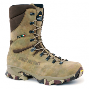 1015 COUGAR HIGH GTX® WIDE LAST - Bottes Chasse - Camouflage