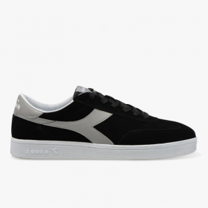 SNEAKERS DIADORA FIELD 101.172354 01 C2100 BLACK/PALOMA GREY