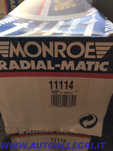 AMMORTIZZATORE MONROE 11114 RENAULT 19